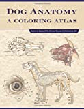img - for Dog Anatomy: A Coloring Atlas by Robert Kainer (2002-09-26) book / textbook / text book