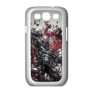 Carnage Samsung Galaxy S3 9 Cell Phone Case White TPU Phone Case SV_199285