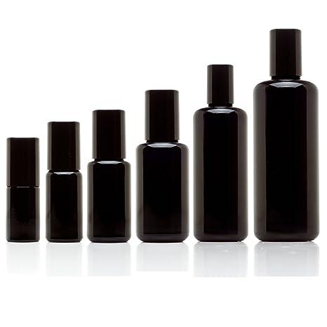 Amazon.com: infinity negro ultravioleta tarros de vidrio ...