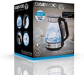 Daewoo SDA1207 Illuminating LED Glass