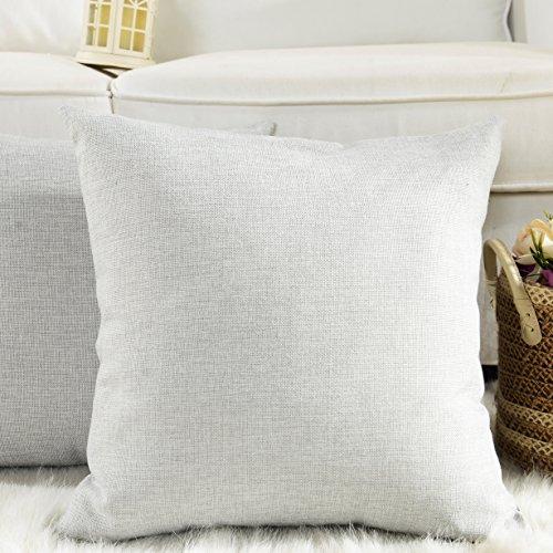Brilliant Decorative Lined Linen Pillow