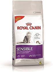 Ração Royal Canin Sensible, Gatos Adultos 4kg Royal Canin Raça Adulto