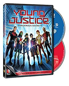 Amazon.com: Young Justice: Dangerous Secrets: Jesse ...