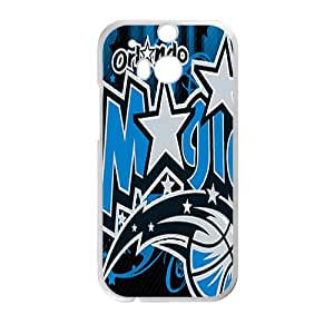Orlando Magic NBA White Phone Case for HTC One M8