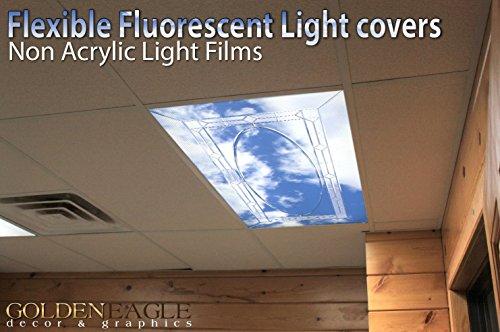 Suspended Ceiling Fluorescent Lights - 6