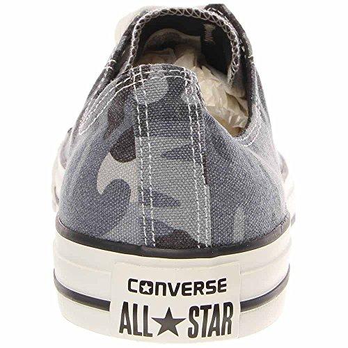 Converse - Ballistic Nylon Ox Chuck Taylor All-Star-Schuhe Athletic Navy CM