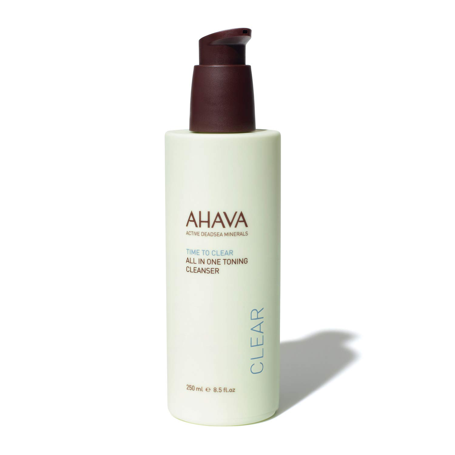 AHAVA All-In-One Toning Cleanser, 8.5 Oz