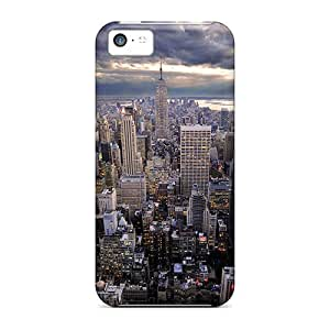 linJUN FENGiphone 4/4s Cases Covers Skin : Premium High Quality City Cases