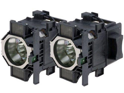 ELPLP73 EPSON/エプソン交換ランプ 汎用ランプユニット ELPLP73/2個セット 対応機種:EB-Z8450WU/Z8455WU/Z8350W/Z8355W/Z10000/Z10005/Z8150用   B0088PU5DG