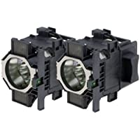 Epson ELPLP73 Dual Replacement Projector Lamp for Pro 8455WU V13H010L73