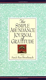 sarah ban breathnach simple abundance pdf