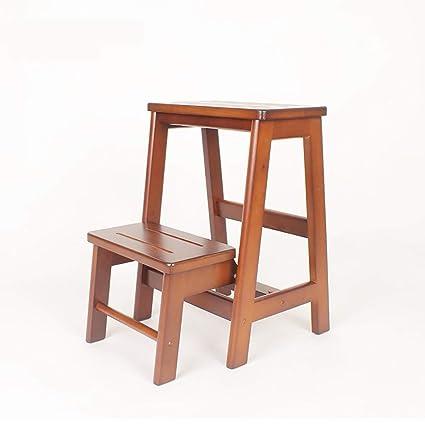 Awe Inspiring Amazon Com Luhen Multi Function Household Folding Ladder Pdpeps Interior Chair Design Pdpepsorg