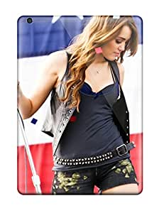 New Style Protective Case For Ipad Air(miley Cyrus Widescreen Hd) 9745581K71998657