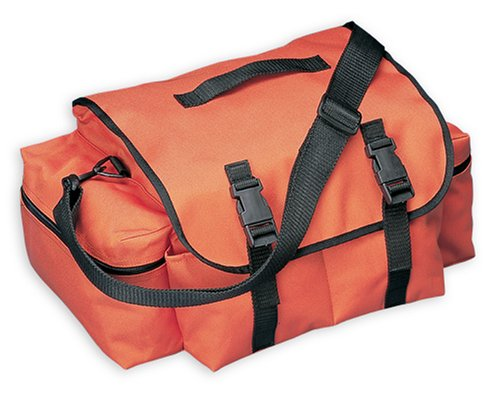 ADC 1025 EMT Case/First Responder Trauma Medical Equipment Bag, Orange