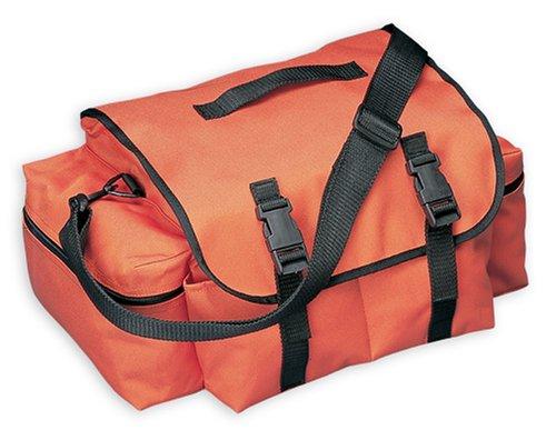 ADC 1025 EMT Case/First Responder Trauma Medical Equipment Bag, Orange by American Diagnostic