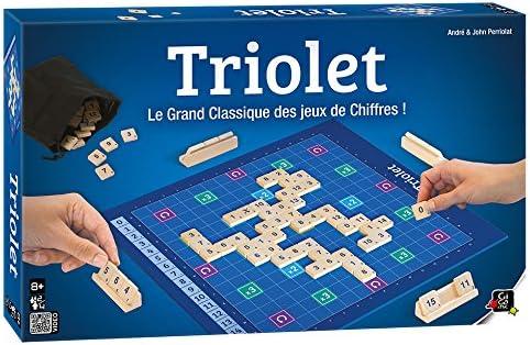 Gigamic Triolet Gfztr - Juego de Mesa: Amazon.es: Juguetes y juegos
