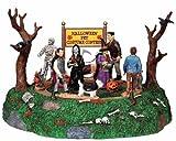 Lemax Spooky Town Pet Costume Contest # 94955