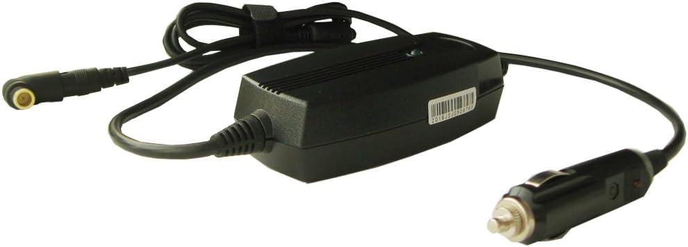 Generic 90W 20V DC Car Charger for Lenovo ThinkPad R61e R61i SL300 SL400 SL410 SL500 SL510 T400 T400s T410
