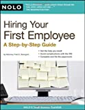 img - for Hiring Your First Employee: A Step-by-step Guide book / textbook / text book