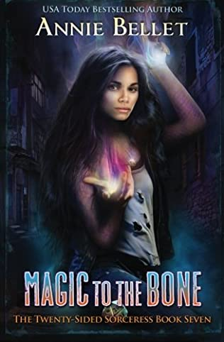 book cover of Magic to the Bone