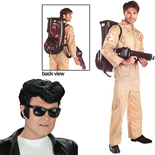 with Ghostbusters Costumes design