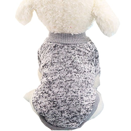 Pet Shirt,Haoricu Hot Sale!8 Color Winter Warm Pet Puppy Sweater For Small...