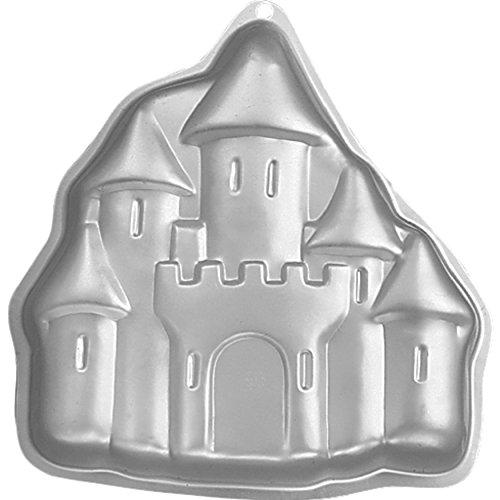 Wilton Aluminum Castle Cake Pan