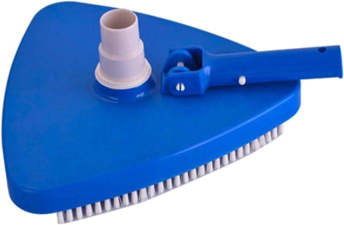 Poitwo - Cabezal de aspiradora para Limpieza de bañeras de hidromasaje Triangular: Amazon.es: Hogar