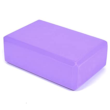 Amazon.com : Shineweb EVA Foam Yoga Block Brick, Ideal for ...