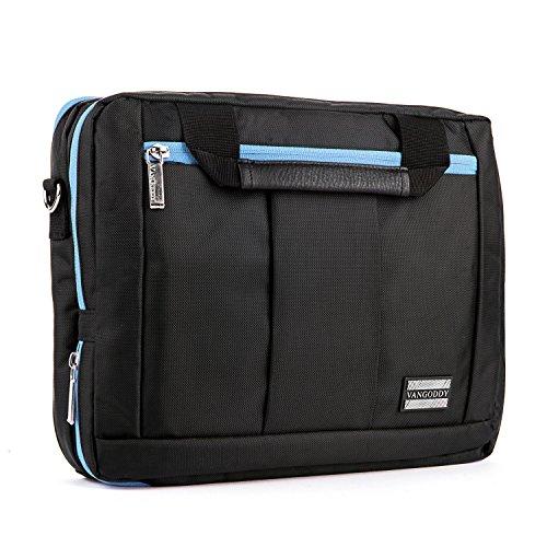 Messanger Shoulder Laptop Aqua Bag for HP Zbook| ProBook | Envy 17 | Omen 17t & 17 VR Hp Universal Nylon Case