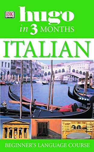 Hugo in Three Months: Italian (Hugo in 3 Months (Paperback))