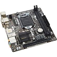 ASRock B85M-ITX LGA1150/ Intel B85/ DDR3/ SATA3&USB3.0/ A&GbE/ Mini-ITX Motherboard