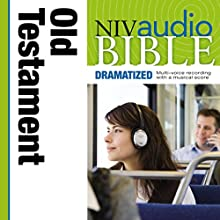 NIV, Audio Bible, Dramatized: Old Testament, Audio Download Audiobook by Zondervan Narrated by full cast