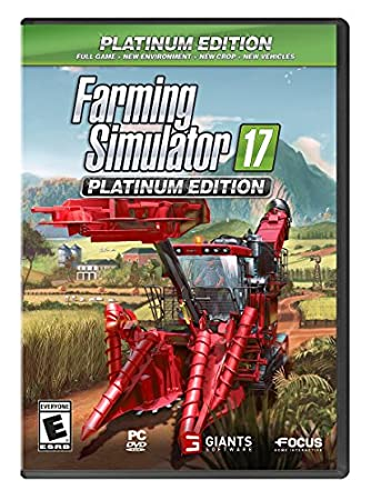 Farming Simulator 17 Platinum Edition - PC