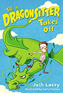 The Dragonsitter Takes Off (The Dragonsitter Series)