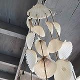 White Seashell Beach Wind Chime