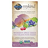 Garden of Life Mykind Organics Multivitamin-Women's, 30 Count