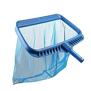 Heavy Duty Plastic Swimming Pool Leaf Skimmer Swimming Pool Rake