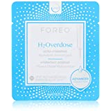 FOREO 6 Piece Ufo-Activated Mask, H2overdose, 1 Count