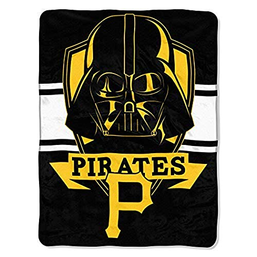 (Officially Licensed MLB Pittsburgh Pirates Star Wars Cobranded