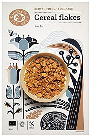 Doves farm organic cereal flakes 375 g pack of 4 amazon doves farm organic cereal flakes 375 g pack of 4 ccuart Gallery