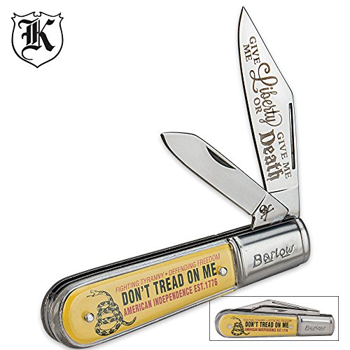 Dont Tread Barlow Pocket Knife product image