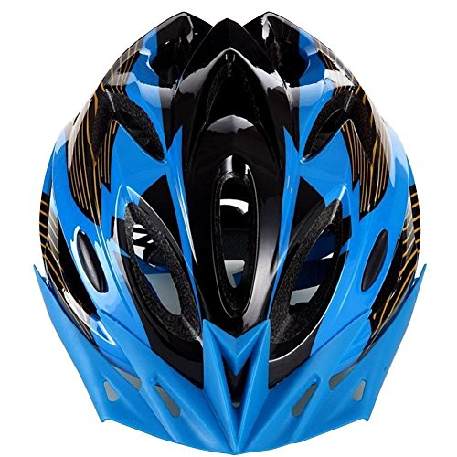 Cool-Mens-Womens-RoadMountain-Bike-Cycling-Helmets-Ultralight-Ventilation-18-Hole-Design-With-Detachable-Visor