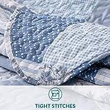Bedsure Printed Quilt Set - Lightweight