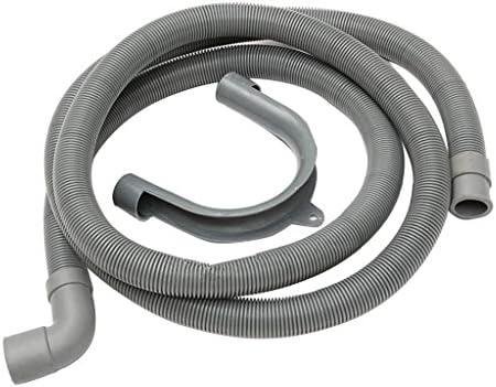 Flexibele elleboog met houder voor wasmachine4 m