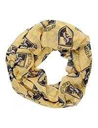 Harry Potter House Hufflepuff Yellow Viscose Scarf