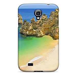Premium Secluded Beach Heavy-duty Protection Case For Galaxy S4