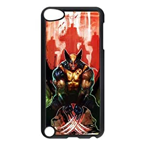 Custom X-Men Series Wolverine For Iphone 4/4S Case Cover Hard shell Case