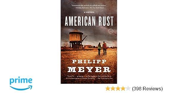 Amazon com: American Rust: A Novel (Random House Reader's