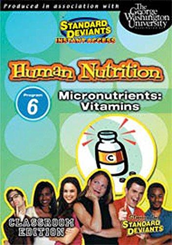 SDS Nutrition Module 6: Vitamins [Instant Access]